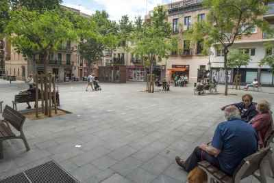 Commercial space in the centre of Gracia